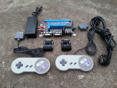 Arcade Home Gaming System