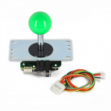 Joystick Sanwa JLF in color green
