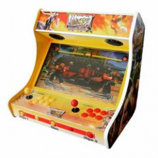 ArcadeForge Widebody Bartop Pandoras Box 4 newest version Complete Unit Plug and Play