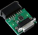 SNES to Neogeo Supergun MAK Strike Gamecontroller Adapter