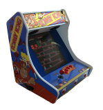 ArcadeForgeBartop 412-in-1 Complete Unit Plug and Play