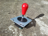 Joystick with red Bat Top
