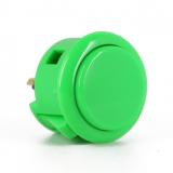 Spieltaster Pushbutton 30mm Farbe Grün Sanwa OBSF-30