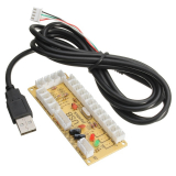 Zero Delay USB Arcade Encoder (1Player)