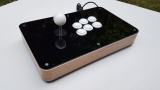 Deluxe Version Custom made Arcade Stick with PI2Scart