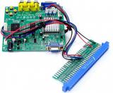 Jamma Adapter für cga2vga scaler PCB