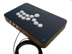 Custom Hitbox Arcade Fight Stick für Playstation 4 PS4, PS3, xbox360 oder PC