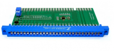 Jamma Friend RGB Amp PCB Pi2jamma