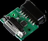 SNES auf Neogeo Supergun MAK Strike Gamecontroller Adapter