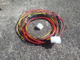 Bartop Verkabelung 12V für LED Streifen, Lüfter und Verstärker