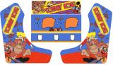 Bartop Donkey Kong Artwork