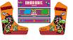 Super Mario Bros Artwork Widebody 2 Player